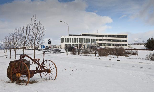 Hotel Höfn in Hornafjörður