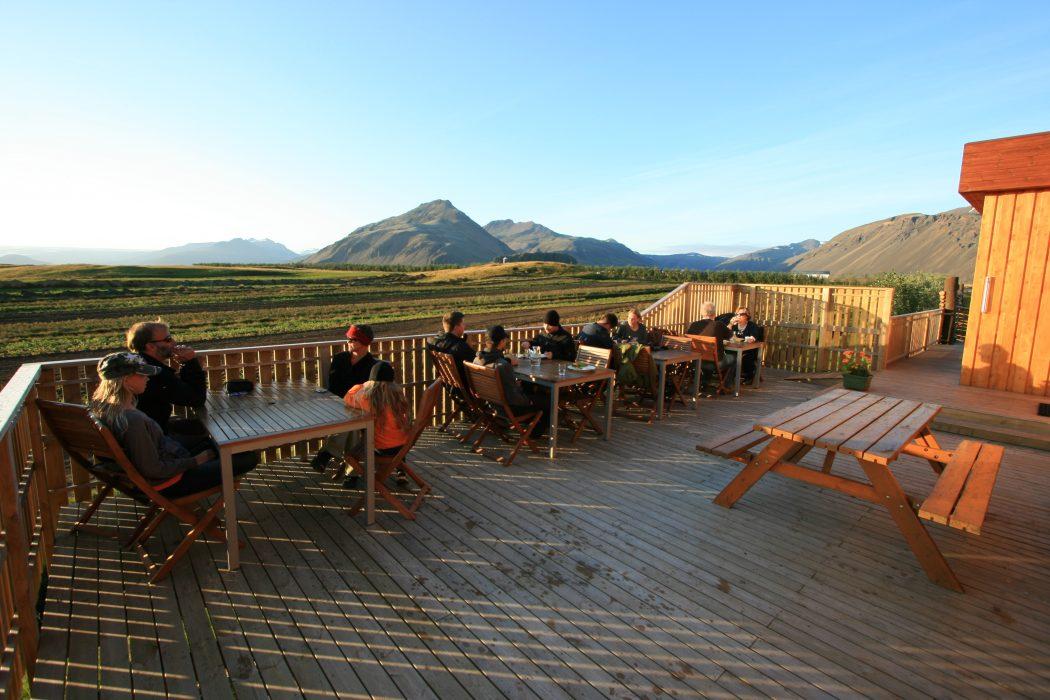 Arnanes Restaurant - Visit Vatnajökull