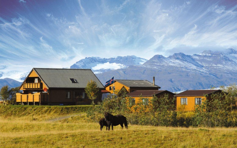 Arnanes country hotel - Visit Vatnajökull