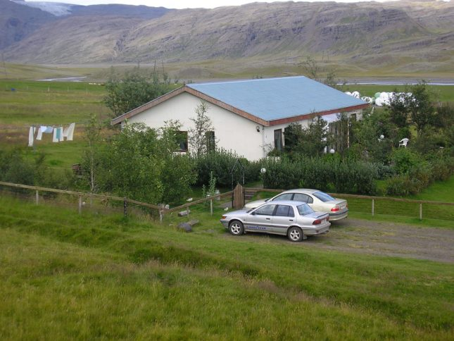 Brunnavellir Accommodation - Visit Vatnajökull