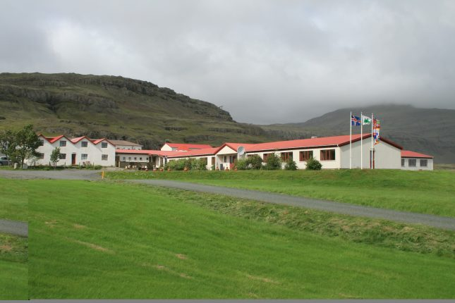 Country Hotel Smyrlabjorg - Visit Vatnajökull