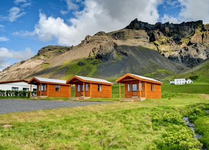 Nónhamar in Oraefi - Visit Vatnajökull