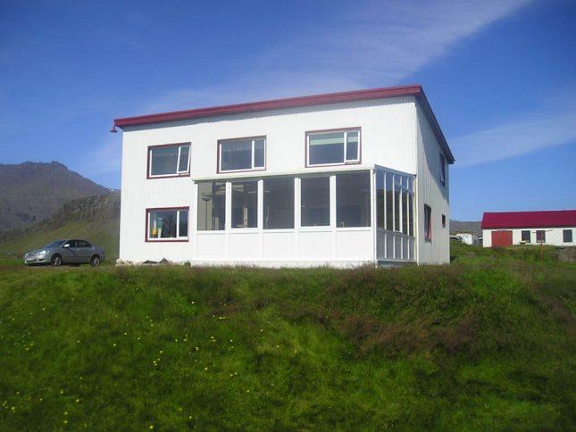 Vagnstaðir hostel