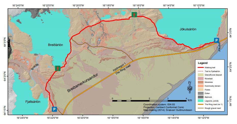 The Lagoons of Vatnajökull Region - Visit Vatnajökull