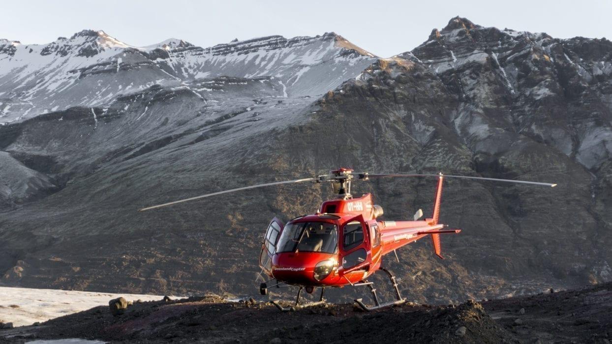 Scenic Skaftafell Helicopter